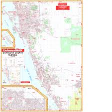 Marcos Island Florida Map Florida Wall Maps National Geographic Maps Map Quest Rand