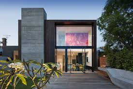 colorful interiors for a classy exterior south yarra residence