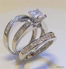 three ring wedding set three ring wedding sets inexpensive navokal