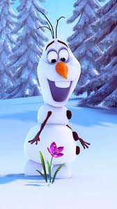 olaf frozen iphone 6 plus wallpaper for 2014 halloween flower