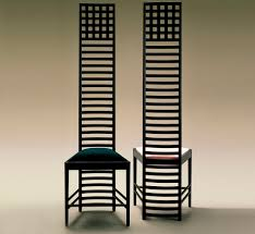 Arts And Crafts Furniture Designers Cassina Hill House 1 Chair Charles Rennie Mackintosh Bedrooms