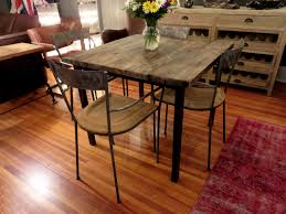 Reclaimed Wood Bistro Table Barn Wood Bistro Table Barn Wood Table Should I Take The Lower