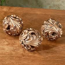 Decorative Spheres For Bowls Vase Filler Decorative Bowl Filler Touch Of Class