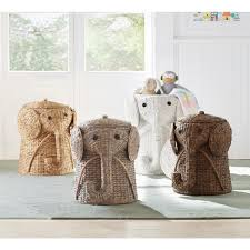 home decorators elephant her home decorators collection animal 16 in w laundry her in white