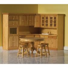 dolls house kitchen furniture dolls house kitchen 7 pine fitted kitchen 12th scale dhe 4435