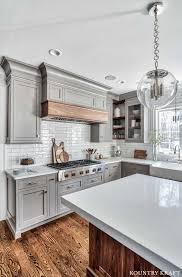 custom kitchen cabinets kountrykraft graykitchencabinets customcabinetry kitchen
