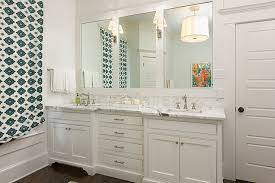 bathroom vanity mirror ideas vanity ideas transitional bathroom colordrunk design