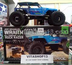 Jual Drift rc adventure trucks 盪 axial product 盪 axial jeep wrangler wraith