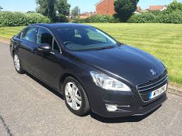 peugeot main dealer 2011 peugeot 508 2 0 hdi 163 bhp full main dealer history in