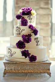 purple and white wedding wedding cakes purple and white idea in 2017 wedding