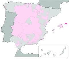 Menorca Spain Map by Isla De Menorca Vino De La Tierra Wikipedia