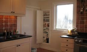 built in cabinet spice rack best cabinet decoration