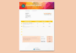 free new indesign invoice templates invoiceberry blog
