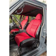 offroad jeep cj rugged ridge 13406 53 rrc off road racing seat reclinable red