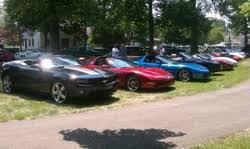 corvette clubs in ohio events miami valley corvette