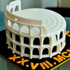 rome themed wedding cake cake backdrops starry night sky cake