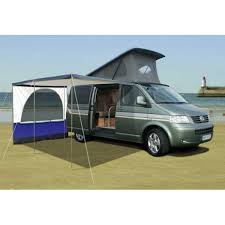 Small Campervan Awnings Sun Canopy Palm Beach 2008 300x240cm Reimo Uk Vw T5 Campervan