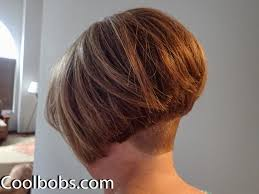 short bob haircuts shorter in back longer in front mrs cb from coolbobs com is back with a new short stacked aline