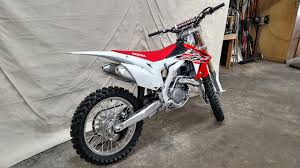 fox valley motocross new 2016 honda crf450r motorcycles in aurora il