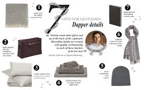 Gifts For Him by Christmas Gifts For Him Urbanara Journal