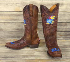 womens cowboy boots size 11 womens cowboy boots clemson gameday boots tigers brown