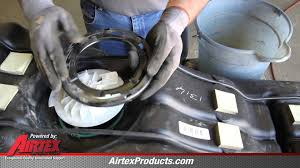 jeep grand fuel replacement how to install fuel assembly e7219m in a 2007 2011 dodge