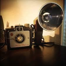 vintage camera desk clock film student graduation gift unique