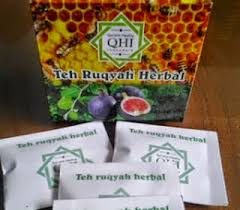 Teh Qhi ruqyah dan herbal