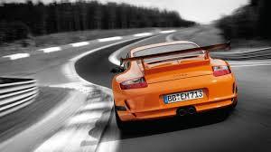 porsche 911 gt3 r hybrid wallpapers wallpaper orange porsche 911