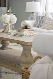 Balustrade Coffee Table Restoration Hardware Look For Half The Price Balustrade Coffee