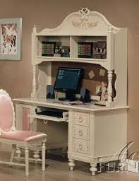 epic white girls desk with hutch 50 for your design pictures with