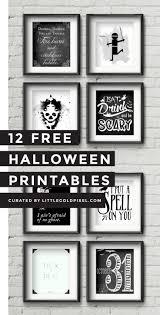12 free halloween printables free halloween printables wink