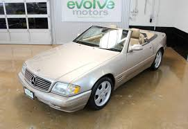 2000 mercedes benz sl500 for sale 2007331 hemmings motor news