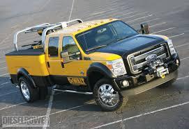 Ford F250 Concept Truck - 2011 ford f350 super duty dewalt power tools diesel power magazine