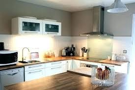 modele cuisine en l modele de cuisine design modele de lustre pour cuisine