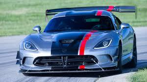fastest dodge viper in the 2016 dodge viper acr fastest viper track car