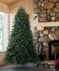 7 5 prelit ontario spruce artificial tree multi lights