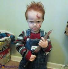 Chucky Halloween Costume Kids Baby Chucky Halloween Costume