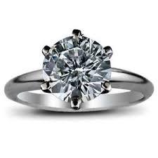 2 carat ring 2 carat diamond ring ebay