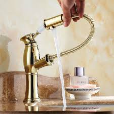 Polished Gold Bathroom Faucets by Online Buy Wholesale Bathroom Faucets Gold From China Bathroom
