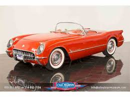 corvette stingray 1955 1953 to 1955 chevrolet corvette for sale on classiccars com 22