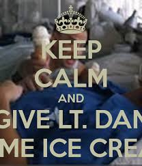 Lieutenant Dan Ice Cream Meme - lieutenant dan ice cream memes dan best of the funny meme