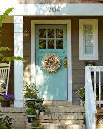 Increasing Curb Appeal - easy ways to boost curb appeal curb appeal exterior and doors