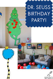 dr seuss birthday party ideas dr seuss birthday party the sendo