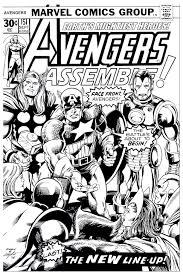 free coloring page coloring avengers couverture a cover of