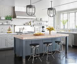 colorful kitchen islands colorful kitchen islands gray island kitchens and white subway