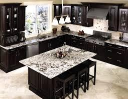marvelous black kitchen island with granite top u2013 radioritas com
