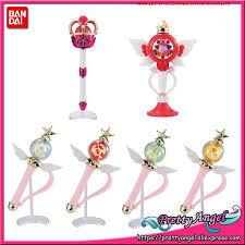 toys pretyangel genuine bandai gashapon sailor moon wand