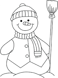 articles with printable snowman coloring pages tag snow man