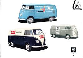 volkswagen old logo vintage barndoor logo flyers for the vw bus 3 logos u0026 brand